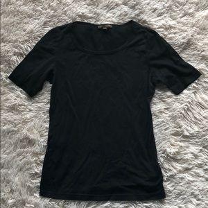 1bfcb8ae39279 Louis Vuitton Tops - Louis Vuitton Basic Black Tee